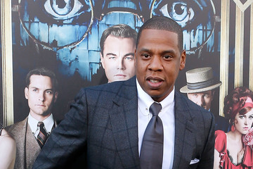 Jay-Z 'The Great Gatsby' Premieres in NYC 4