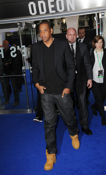 Jay-Z - Men In Black 3 - UK Film Premiere