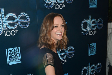 Jayma Mays 'Glee' Celebrates 100 Episodes