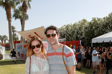 Jayson Blair  Celebs at the Lacoste Desert Pool Party