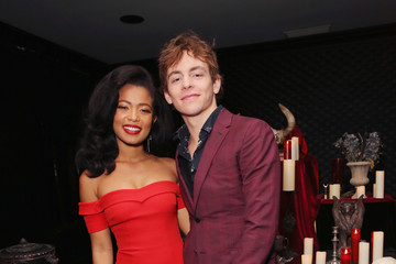 Jaz Sinclair Netflix Original Series 'Chilling Adventures of Sabrina' Red Carpet And Premiere Event