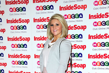 Jazmine Franks Arrivals at the Inside Soap Awards