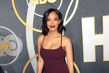 Jazmyn Simon HBO's Post Emmy Awards Reception - Arrivals