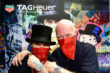 Jean Claude Biver In Celebration of Art Basel Miami, TAG Heuer Announces Their New Art Provocateur