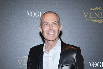 Jean-Claude Jitrois Irving Penn Exhibition Private Viewing Hosted by Vogue - Paris Fashion Week Womenswear S/S 2018