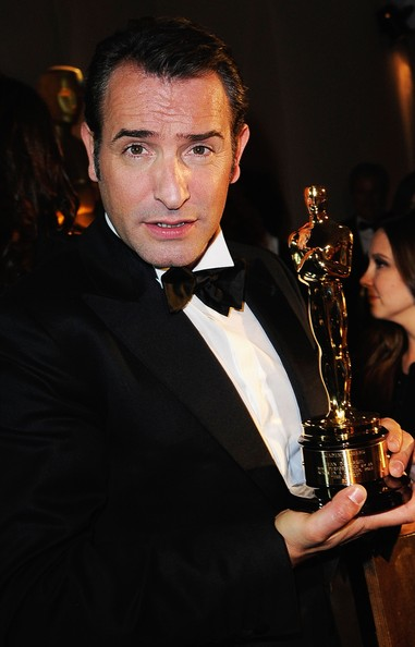 Jean dujardin pictures 84th annual academy awards for Dujardin christophe