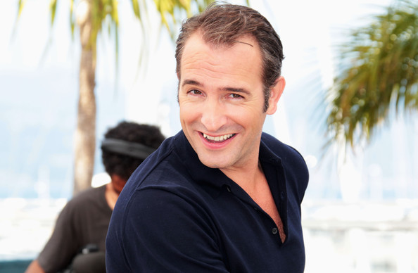 Jean dujardin pictures the artist photocall 64th for Film jean dujardin