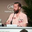 """Jean-François Hensgens """"Les Intranquilles (The Restless)"""" Press Conference - The 74th Annual Cannes Film Festival"""
