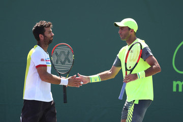 Jean-Julien Rojer Miami Open 2018 - Day 8