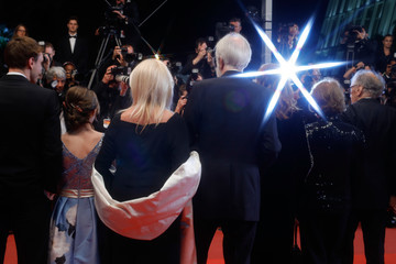 Jean-Louis Trintignant 'Happy End' Red Carpet Arrivals - The 70th Annual Cannes Film Festival