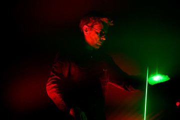 Jean Michel Jarre 2018 Coachella Valley Music And Arts Festival - Weekend 1 - Day 1
