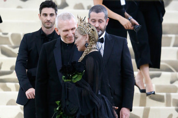 Jean Paul Gaultier Heavenly Bodies: Fashion & The Catholic Imagination Costume Institute Gala - Outside Arrivals