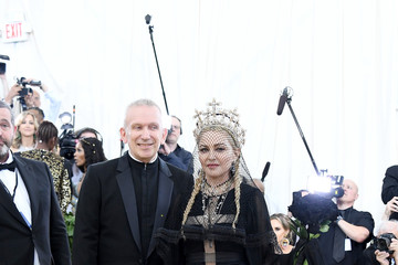 Jean Paul Gaultier Heavenly Bodies: Fashion & The Catholic Imagination Costume Institute Gala - Arrivals