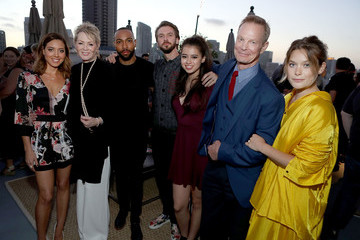 Jean Smart Entertainment Weekly and FX After Dark Event at the EW Studio at Comic-Con in San Diego