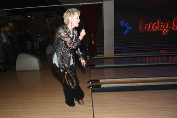 Jean Smart 8th Annual FX All-Star Bowling Party