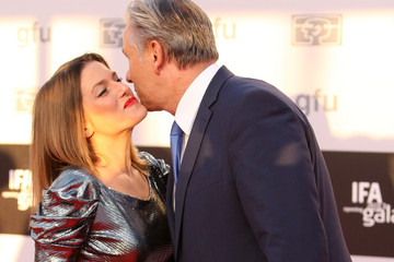 Jeanette Biedermann Arrivals at IFA's Opening Night