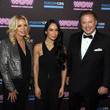 Jeanie Buss WOW - Women Of Wrestling - News Conference