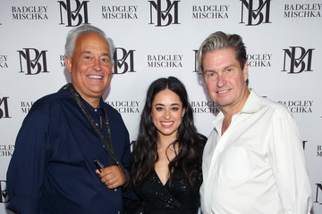 Jeanine Mason Badgley Mischka - Front Row - February 2020 - New York Fashion Week: The Shows
