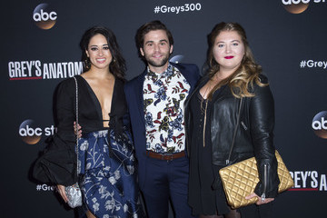 Jeanine Mason 300th Episode Celebration for ABC's 'Grey's Anatomy' - Arrivals