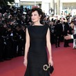 Jeanne Balibar 'Ismael's Ghosts (Les Fantomes d'Ismael)' and Opening Gala Red Carpet Arrivals - The 70th Annual Cannes Film Festival