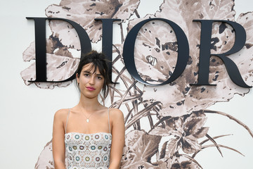 Jeanne Damas Christian Dior: Photocall - Paris Fashion Week - Haute Couture Fall/Winter 2017-2018