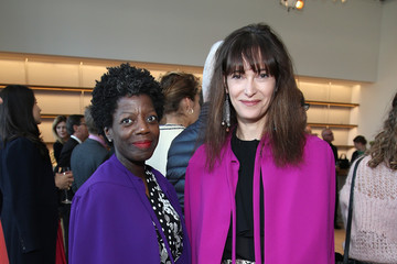 Jeanne Greenberg Rohatyn Max Mara, Presenting Sponsor, Celebrates The Opening Of The Whitney Museum Of American Art - Inside