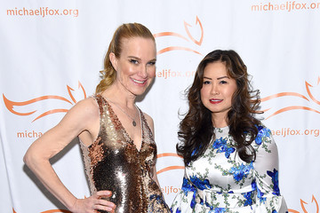 Jeannie Gaffigan 2019 A Funny Thing Happened On The Way To Cure Parkinson's - Arrivals