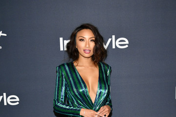 Jeannie Mai 21st Annual Warner Bros. And InStyle Golden Globe After Party - Arrivals