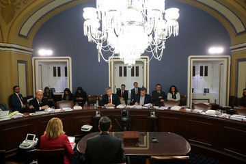 Jeb Hensarling House Rules Cmte Meets to Craft Tax Bill Conference Report