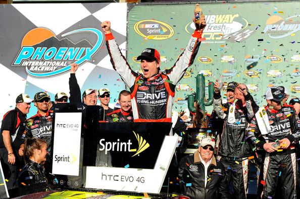 jeff gordon phoenix win 2011. Jeff Gordon ended a 66-race