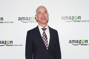 Jeff Bezos 'Mozart in the Jungle' Premieres in NYC