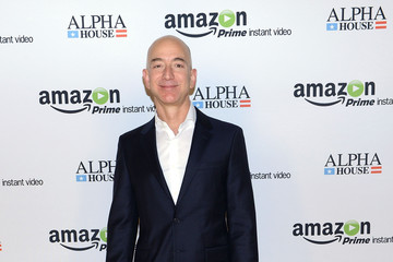 Jeff Bezos 'Alpha House' Screening in NYC