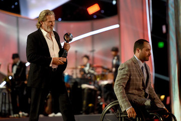 Jeff Bridges Inside the 2014 ESPYS