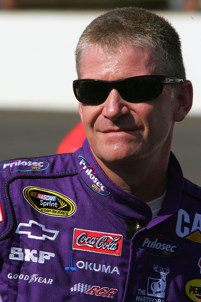 NASCAR Indianapolis Preview - 1 of 4(Jeff Burton)