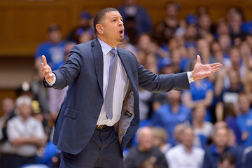 Jeff Capel North Carolina State v Duke