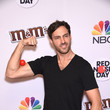 Jeff Dye Red Nose Day Charity Event