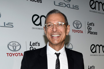 Jeff Goldblum 24th Annual Environmental Media Awards Presented By Toyota And Lexus - Red Carpet
