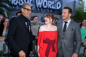 Jeff Goldblum Premiere Of Universal Pictures And Amblin Entertainment's 'Jurassic World: Fallen Kingdom' - Red Carpet