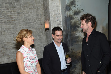 Jeff Gordon GOOD+ Foundation & MR PORTER Host Fatherhood Lunch With Jerry Seinfeld in New York City