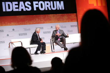 Jeff Immelt Business Leaders and Government Officials Attend the Washington Ideas Forum