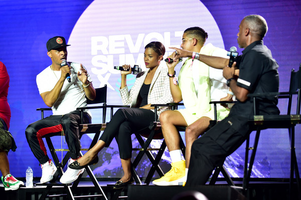 Revolt And AT&T Host Revolt 3-Day Summit In Atlanta – September 14