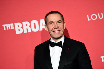 "Jeff Koons The Broad And Louis Vuitton Celebrate Jasper Johns: ""Something Resembling Truth"" - Arrivals"