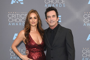 Jeff Probst Lisa Ann Russell Pictures, Photos & Images ...