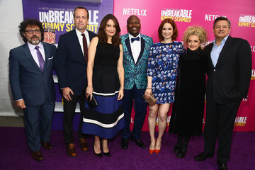 Jeff Richmond 'Unbreakable Kimmy Schmidt' Season 2 World Premiere