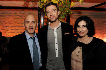"""Jeff Robinov Sue Kroll Premiere Of Warner Bros. Pictures' """"Trouble With The Curve"""" - After Party"""