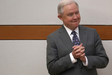 Jeff Sessions Attorney General Jeff Sessions Speaks At The National Narcotic Officers' Associations' Coalition