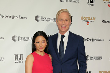 Jeff Sharp Constance Wu IFP's 29th Annual Gotham Independent Film Awards - Red Carpet
