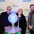 Jeff Straus Times Square New Year's Eve 2017 - Philips Ball Test