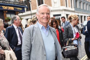 Jeffrey Archer Nina Raine's 'Consent' Opening Night - Arrivals