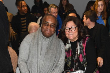Jeffrey Banks Bibhu Mohapatra - Front Row - February 2019 - New York Fashion Week: The Shows
